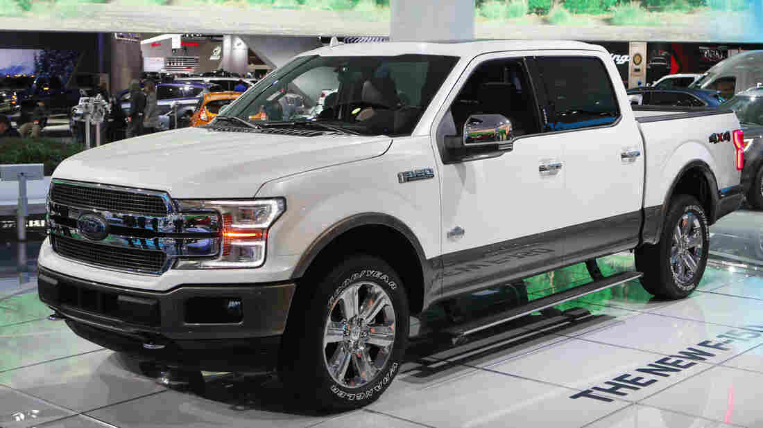 Ford Recalls  Suvs And Trucks Citing Problems Putting Them In Park