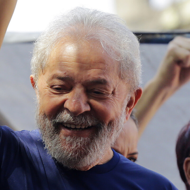 Review: An Intimate Look At 'The Edge Of Democracy' In Brazil : NPR