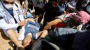 Palestinian Journalist Fatally Shot While Covering Gaza Protest