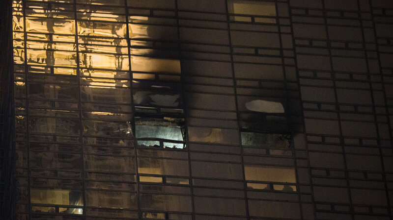 1 Man Killed In Apartment Fire At Trump Tower New York City
