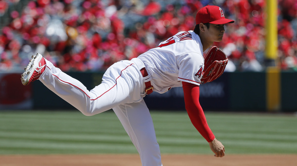 Los Angeles Angels pitcher Shohei Ohtani has become the first major leaguer with two wins and three home runs in his team