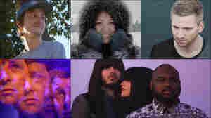 New Mix: Ólafur Arnalds, Khruangbin, Whyte Horses, Ari Roar, More