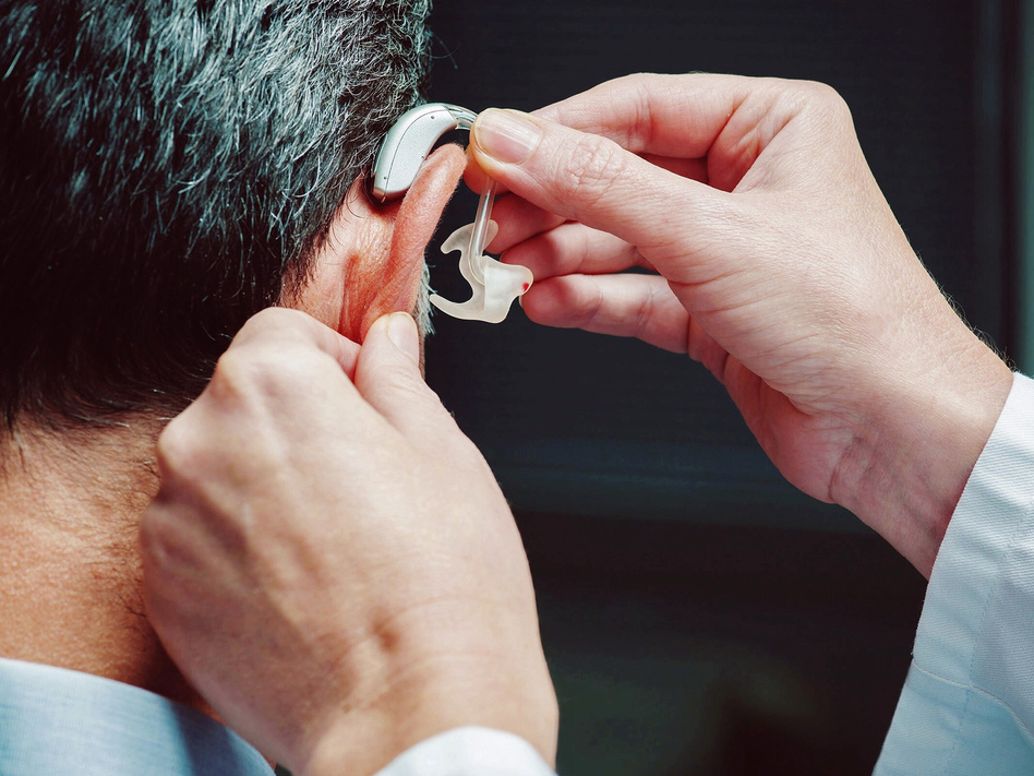 Under current law, Medicare requires patients to get a referral before seeing an audiologist to diagnose hearing loss.