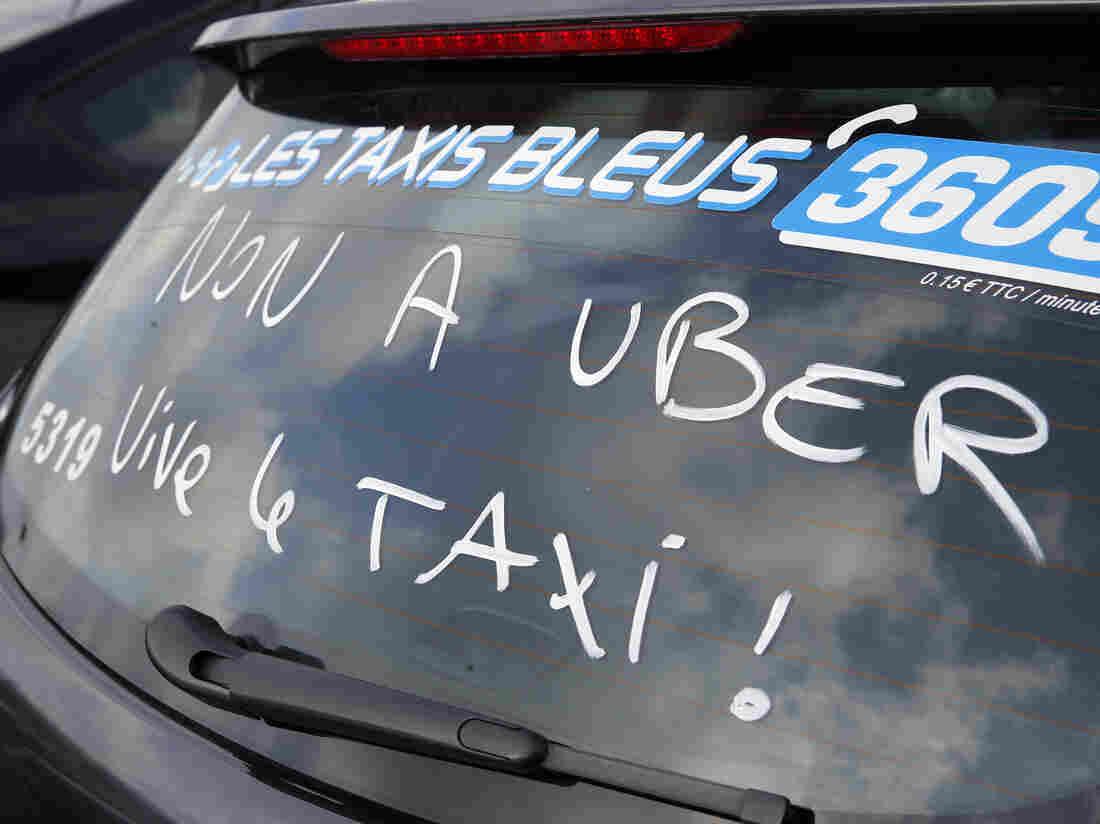 France Can Bring Criminal Charges Against Uber, Judges Rule
