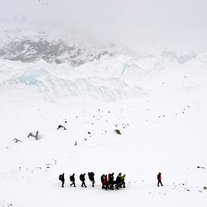 One-Third Of Everest Deaths Are Sherpa Climbers