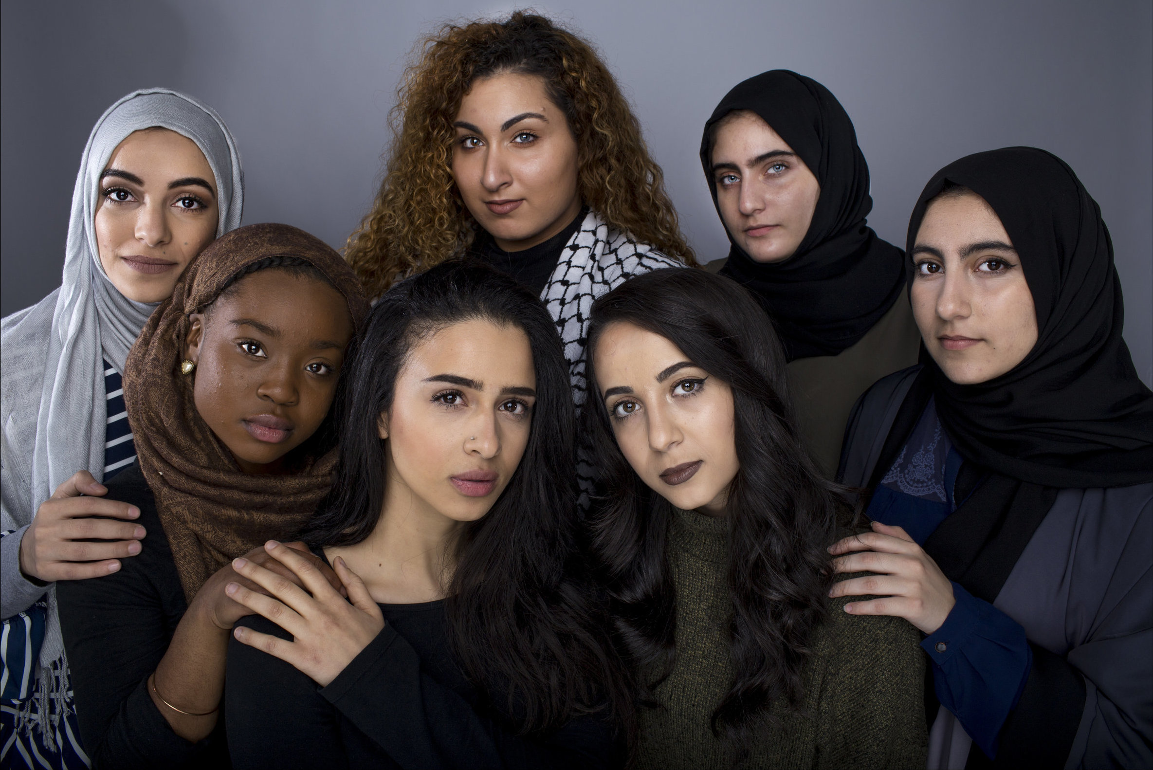 America's Next Generation Of Muslims Insists On Crafting Its Own Story