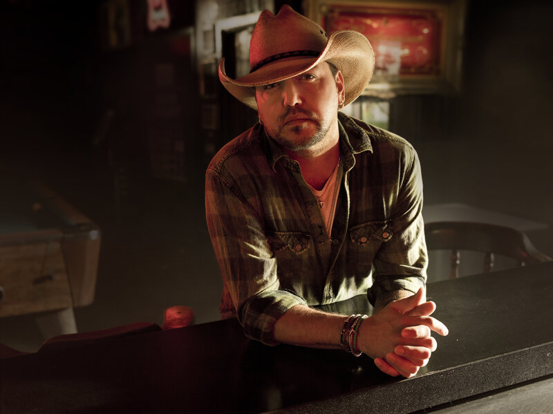 Jason Aldean Wants His Music To Speak For Itself The Record Npr