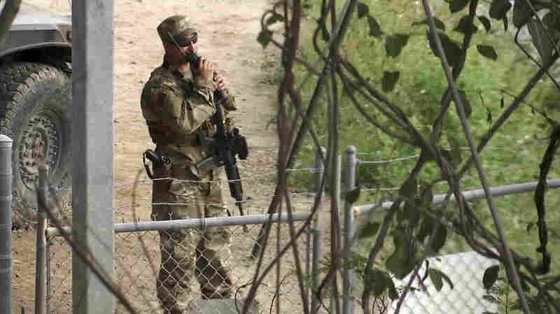 California Deploys National Guard; Troops Already At Texas, Arizona Borders