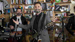 Jorge Drexler: Tiny Desk Concert