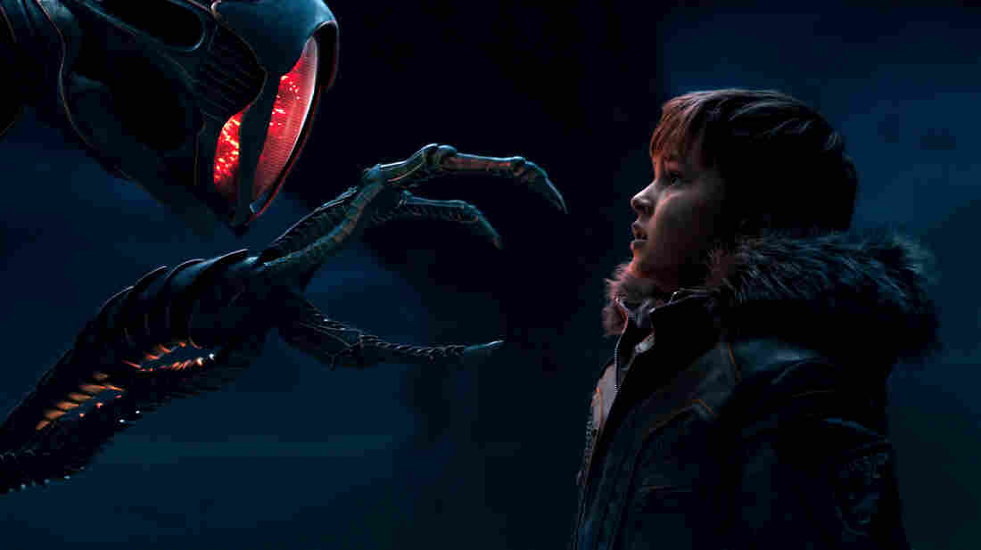 Lost In Space Reboot Gets Lost In Repetition Npr