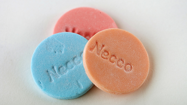 Rumors of the NECCO maker
