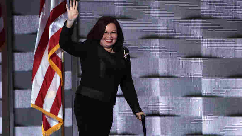 Make Room For Baby: After Giving Birth, Duckworth Presses Senate To Bend Rules