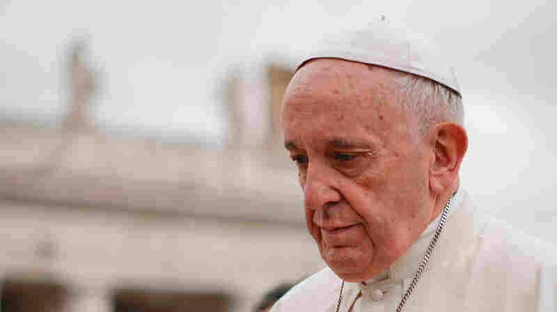 Pope Apologizes For 'Serious Mistakes' In Handling Of Chile's Sex Abuse Scandal