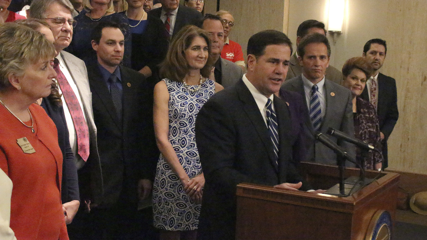 Arizona Governor Agrees To 20 Percent Raise For Protesting Teachers