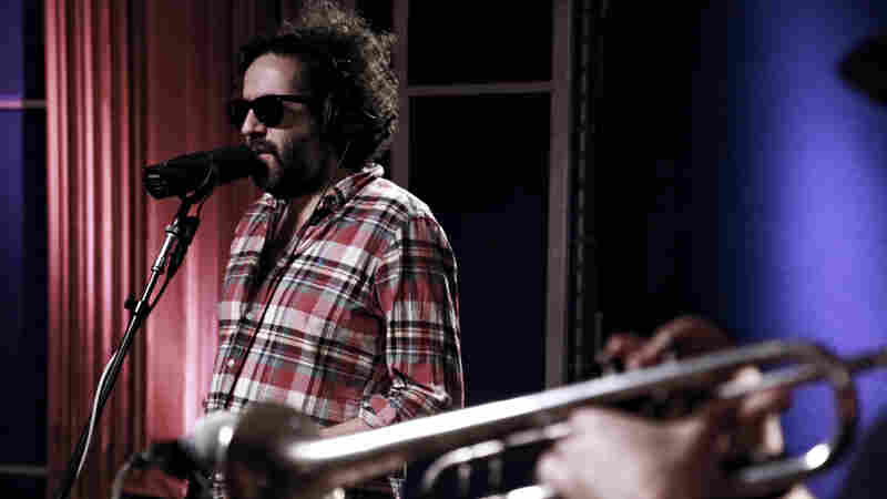 Watch Destroyer Perform 'Tinseltown Swimming In Blood' Live In The Studio
