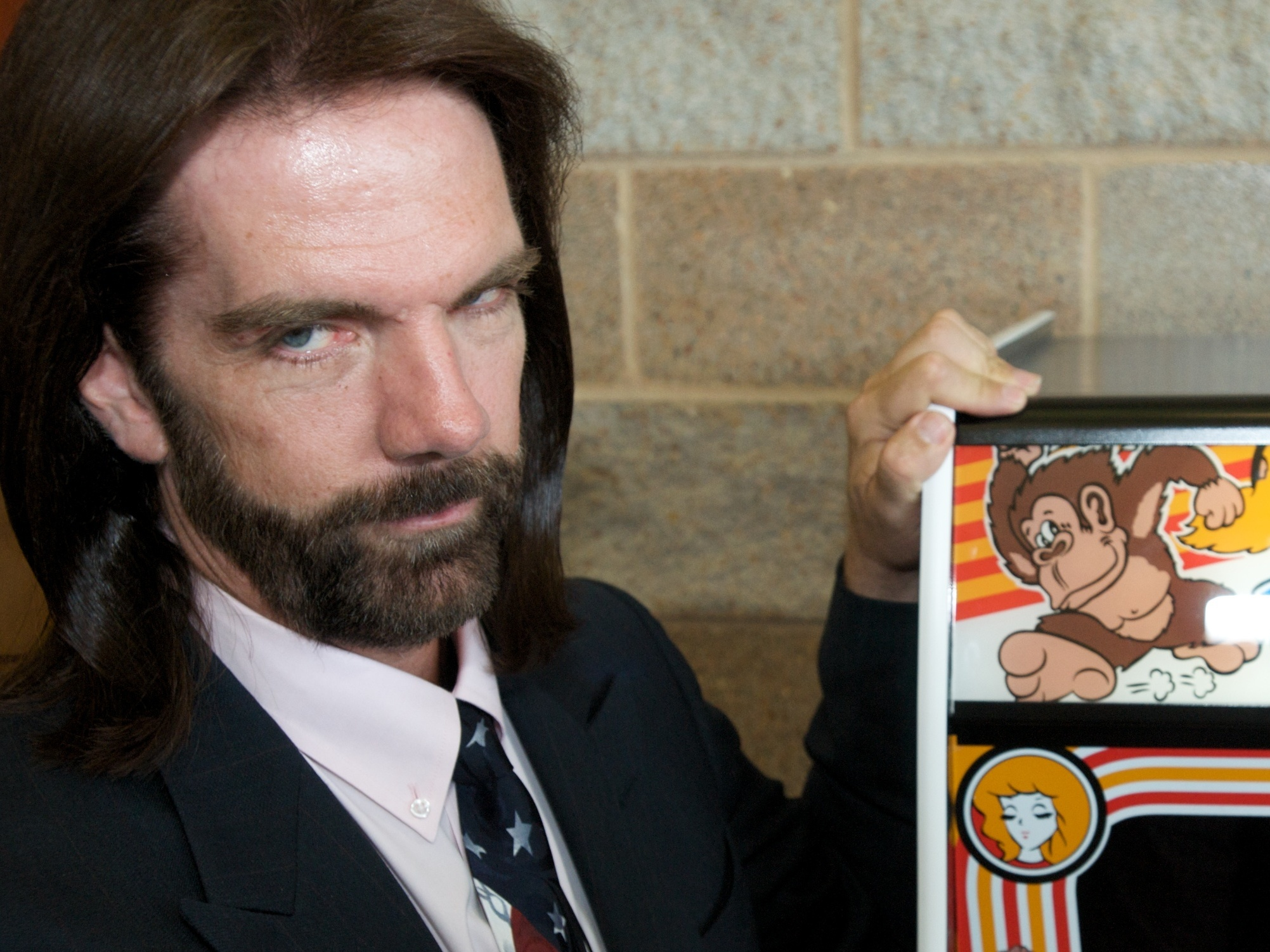 The King of Kong has been stripped of his title for cheating