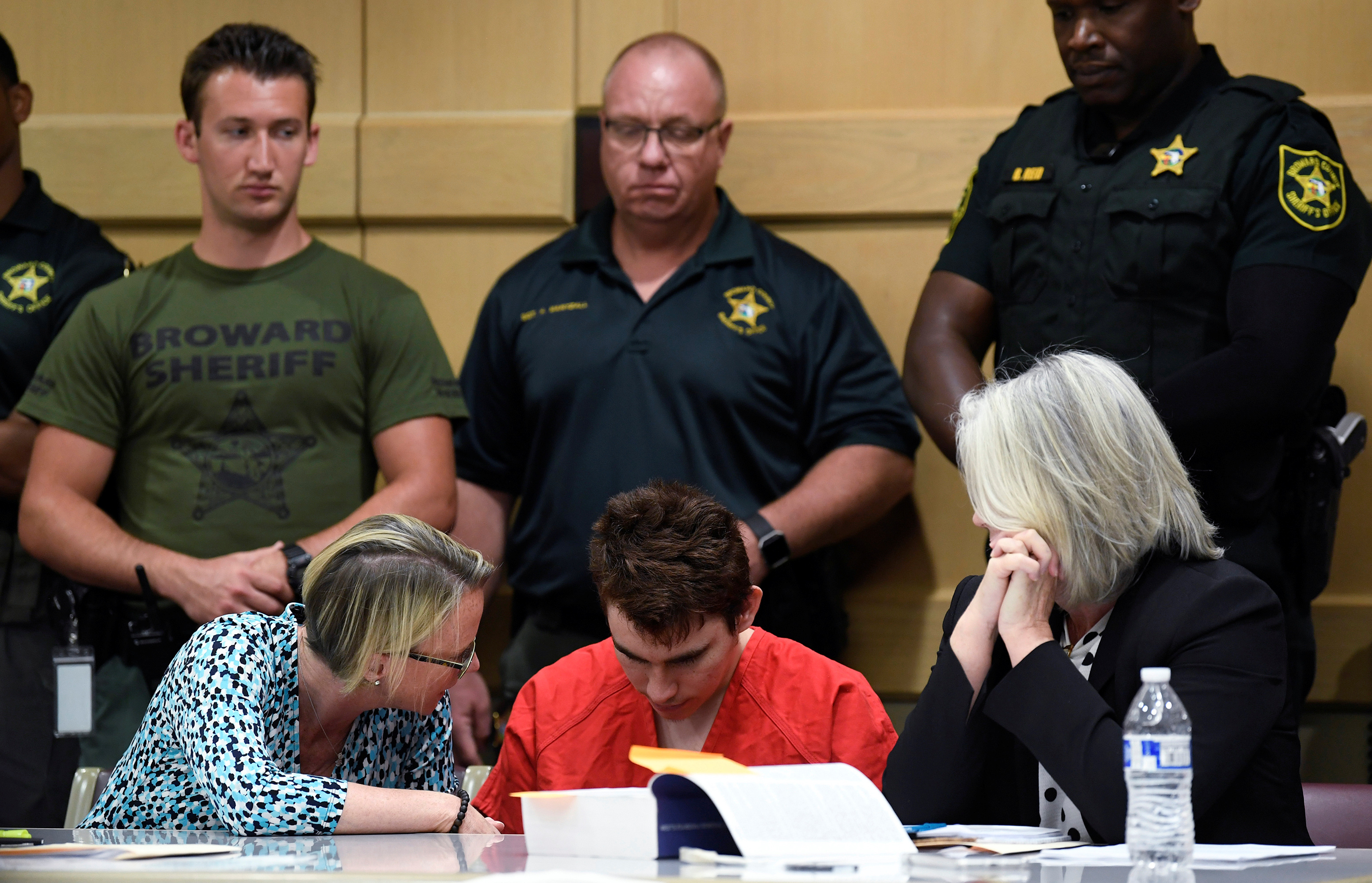 Parkland Gunman Says He Wants Inheritance To Go To Victims' Fund