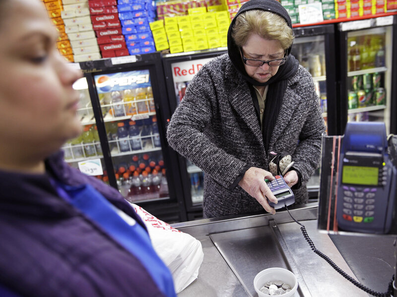 Republican Farm Bill Calls On Many Snap Recipients To Work Or Go To