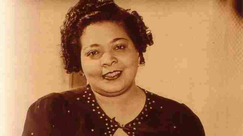 Cleo Brown On Piano Jazz