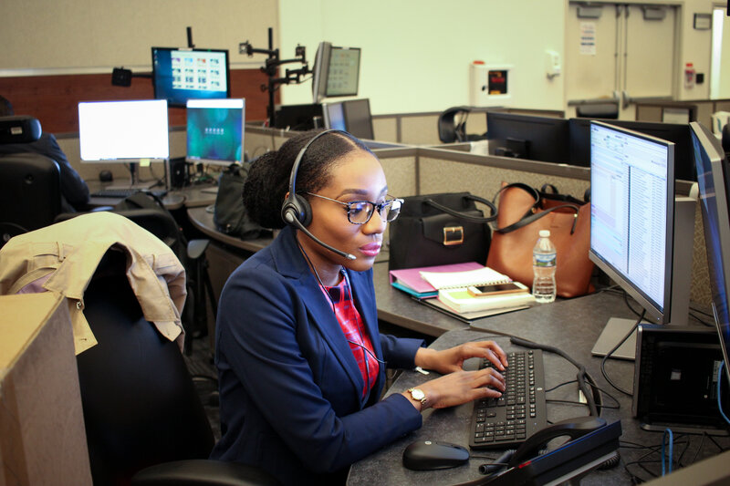 Nurses Help 911 Dispatchers Triage Calls : Shots - Health
