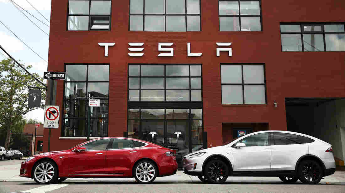 Tesla Inc (TSLA) Sees Large Decrease in Short Interest