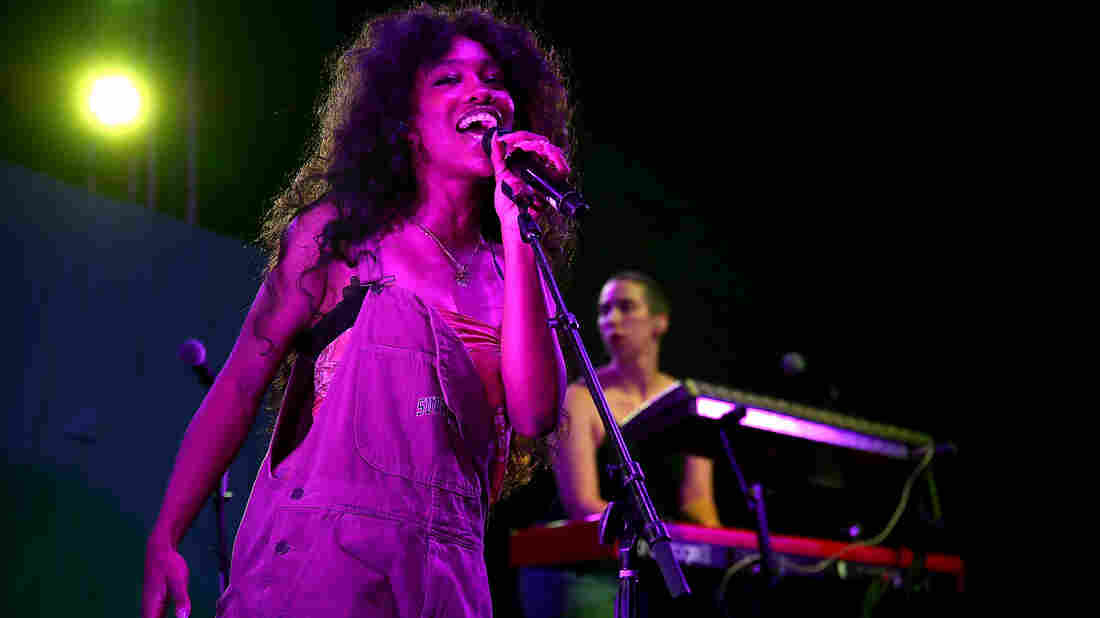 The successful June release of SZA's Ctrl came after long label delays and her own creative anxiety