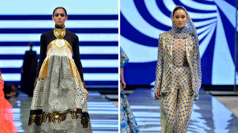 Saudi Arabia's First Arab Fashion Week Kicks Off, Beyond Fashionably Late