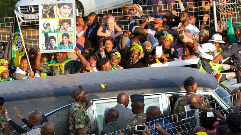 Winnie Madikizela-Mandela Didn't Die, 'She Multiplied'