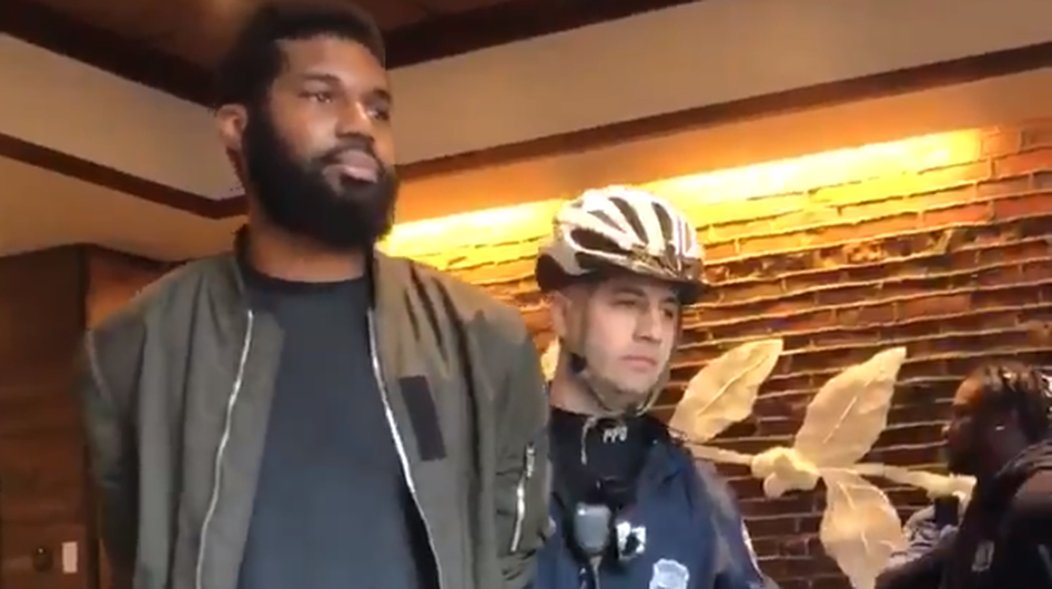 Starbucks issued an apology on Twitter after Starbucks employees called the police on two black men who were allegedly trespassing in a Philadelphia store.