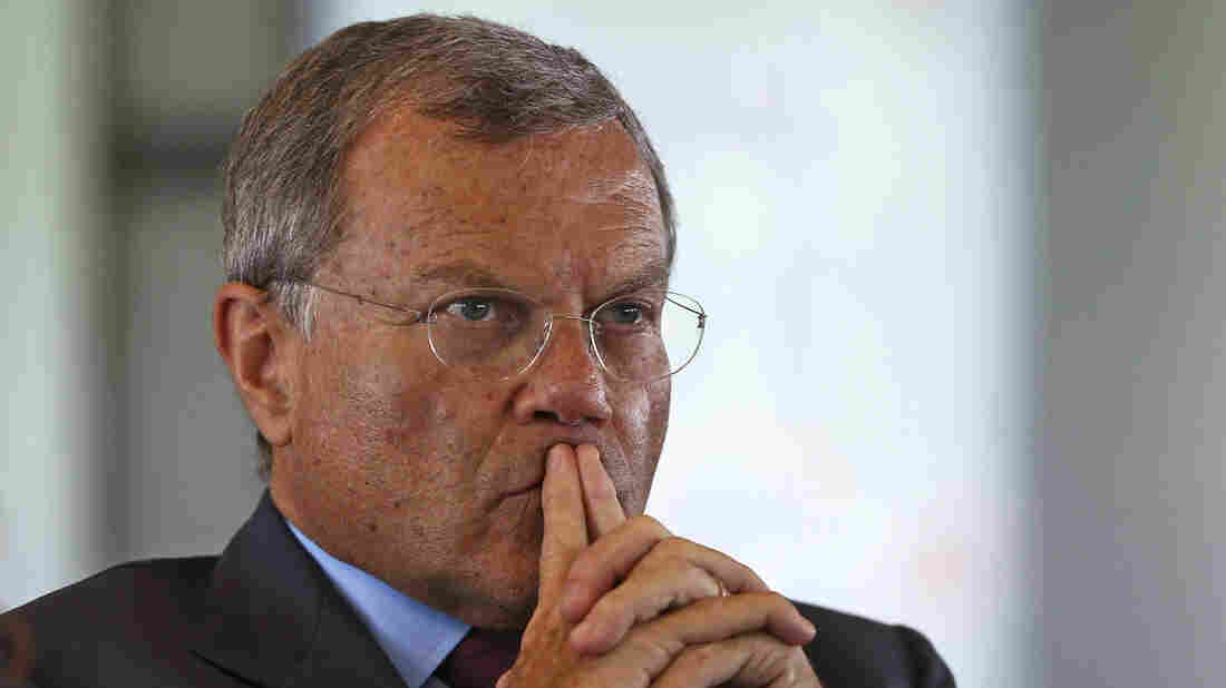 Martin Sorrell Steps Down As CEO Of World's Largest Ad Company