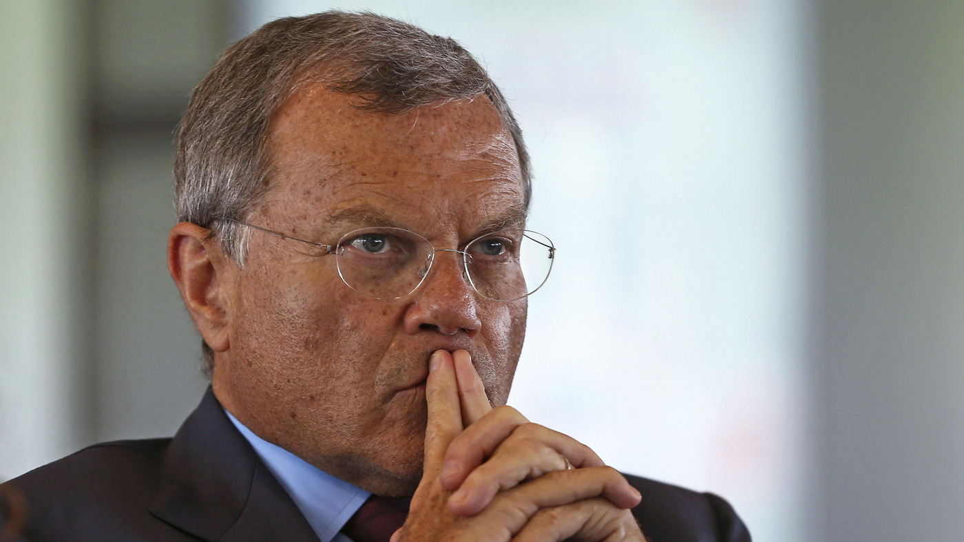 Martin Sorrell Steps Down As CEO Of WPP, World's Largest Ad ...