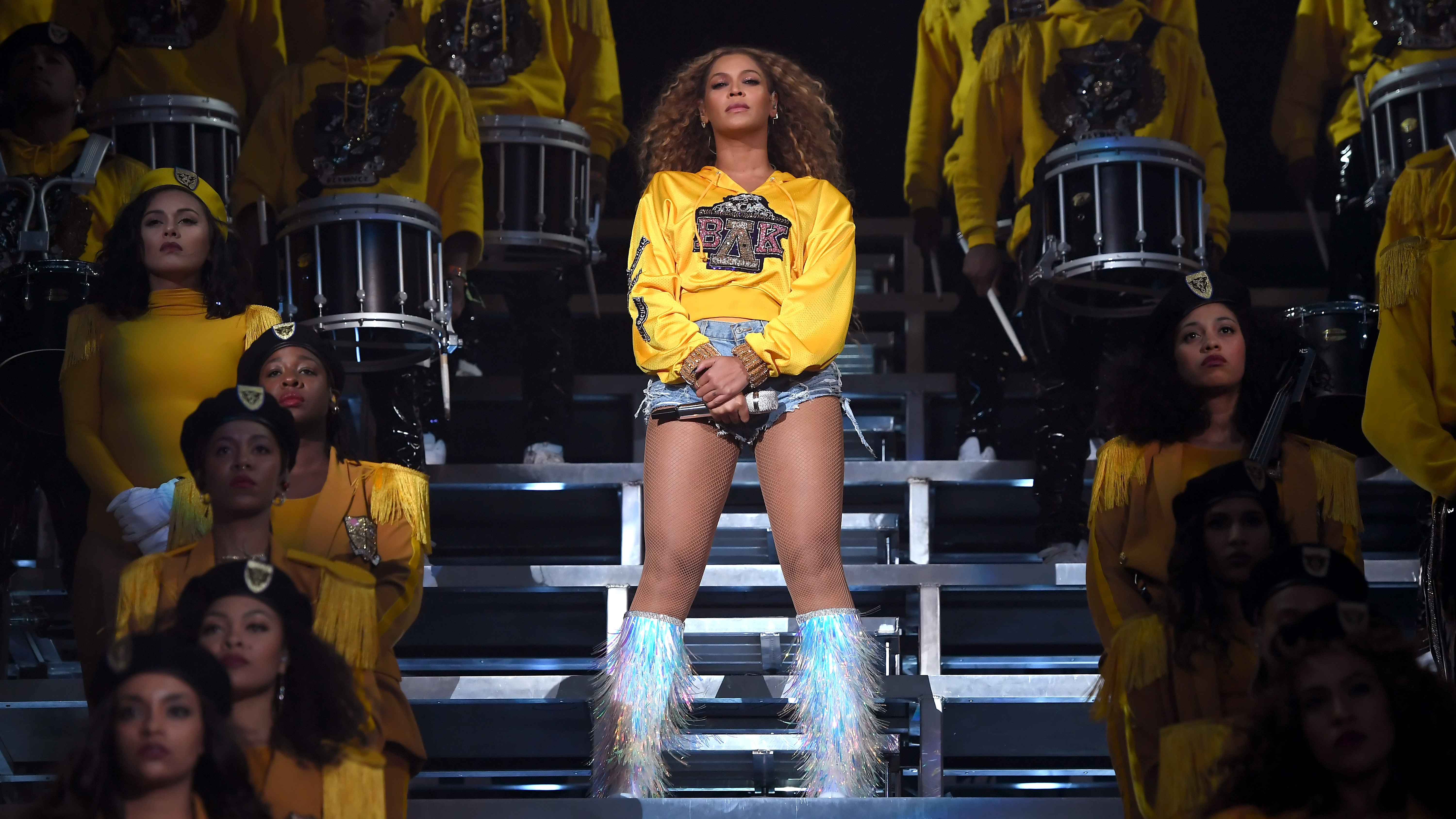 Beyoncé Makes History As First Black Woman To Headline Coachella
