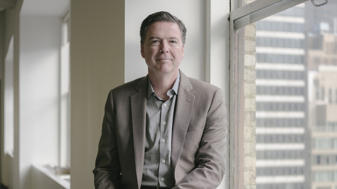 photo image James Comey Says FBI 'Would Be Worse Today' If Not For His Actions