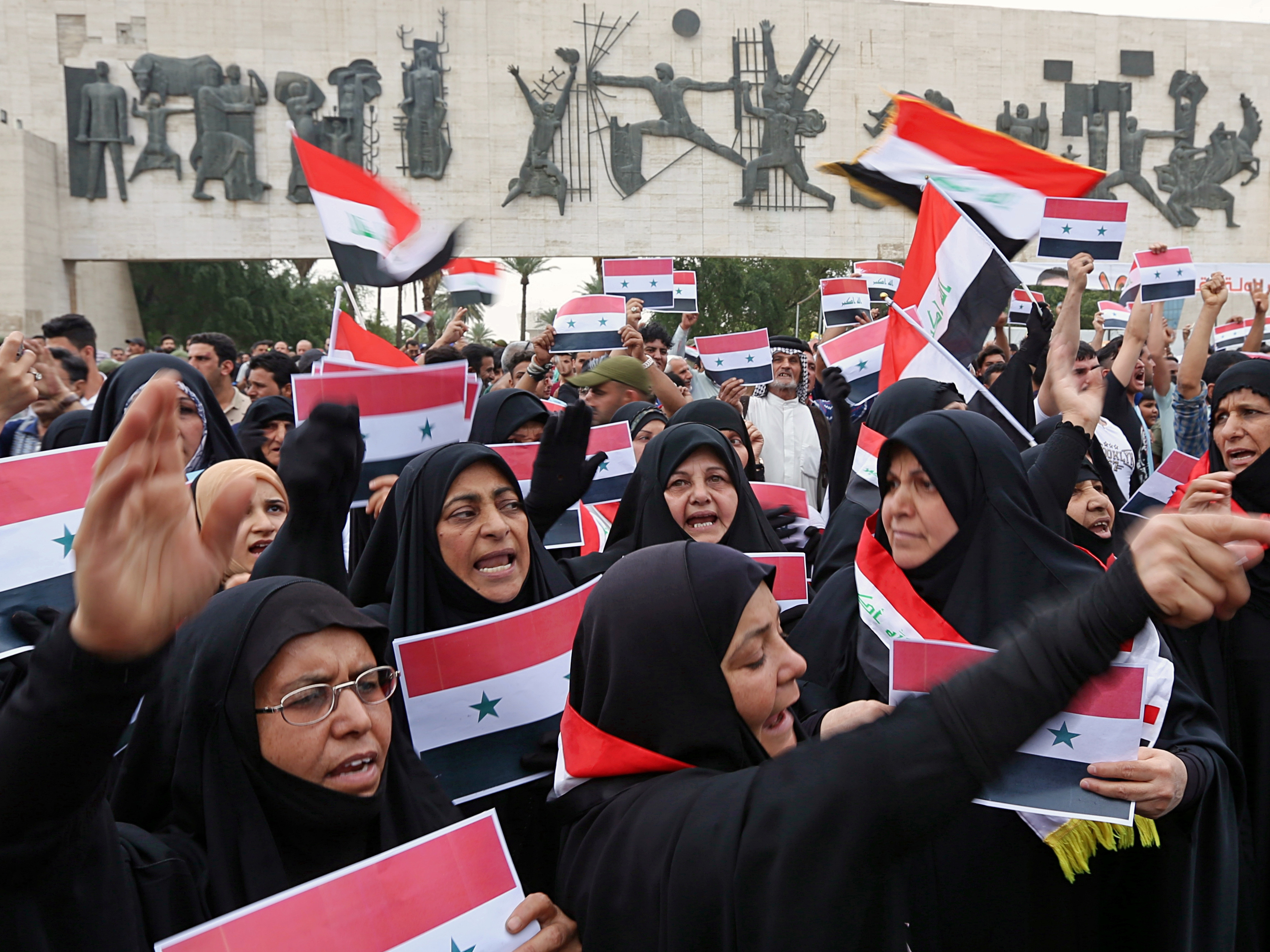 history on the syrian uprising politics essay The causes and catalysts of the current civil war political constituency, creating a broad and deep-seated disillusionment with the government within syrian.