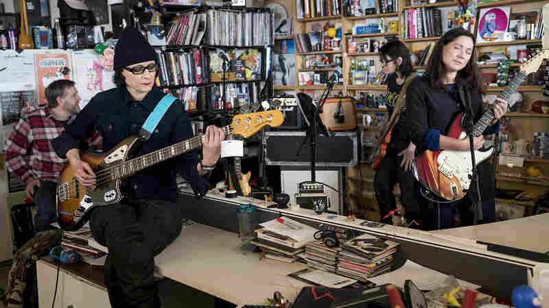The Breeders: Tiny Desk Concert