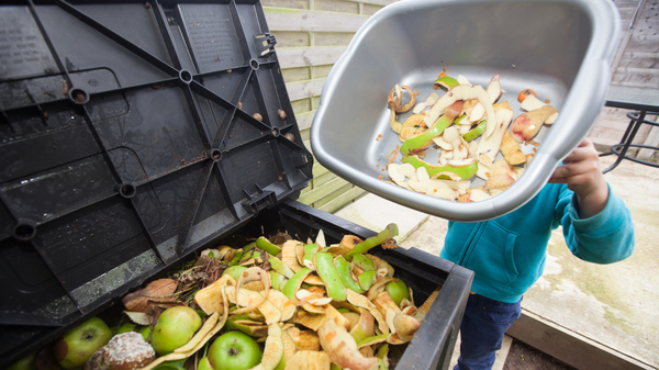 Composting food scraps is one way to reduce food waste, but preventing excess food in the first place is better, says the EPA.