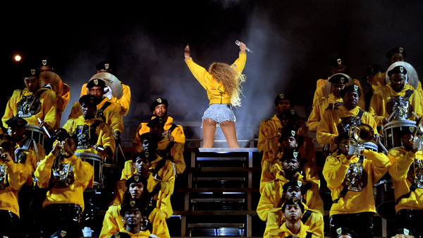 Whirlwind Weekend: Beyoncé Becomes Coachella, Country Reckons, Rock Hall Steps Up