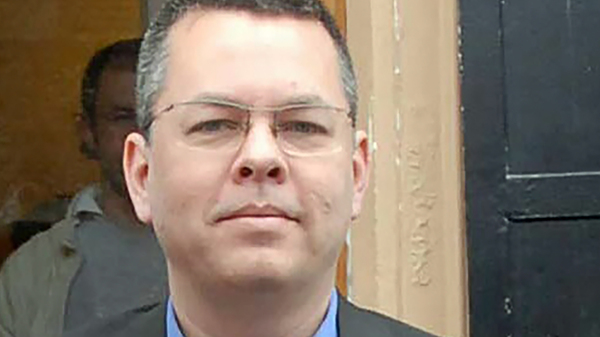 U.S. Pastor Goes On Trial In Turkey, Further Straining Relations