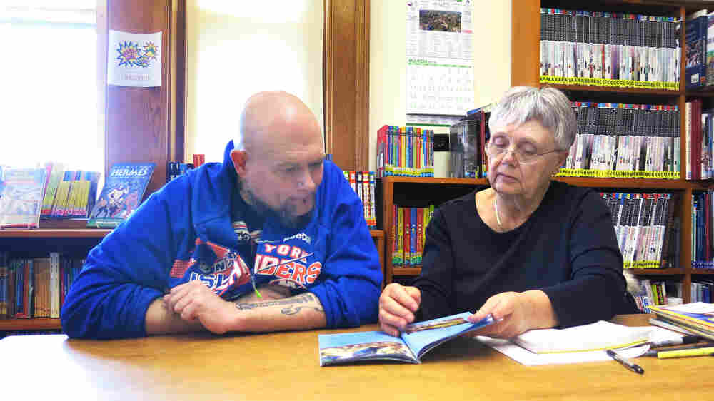 Casting Aside Shame And Stigma, Adults Tackle Struggles With Literacy