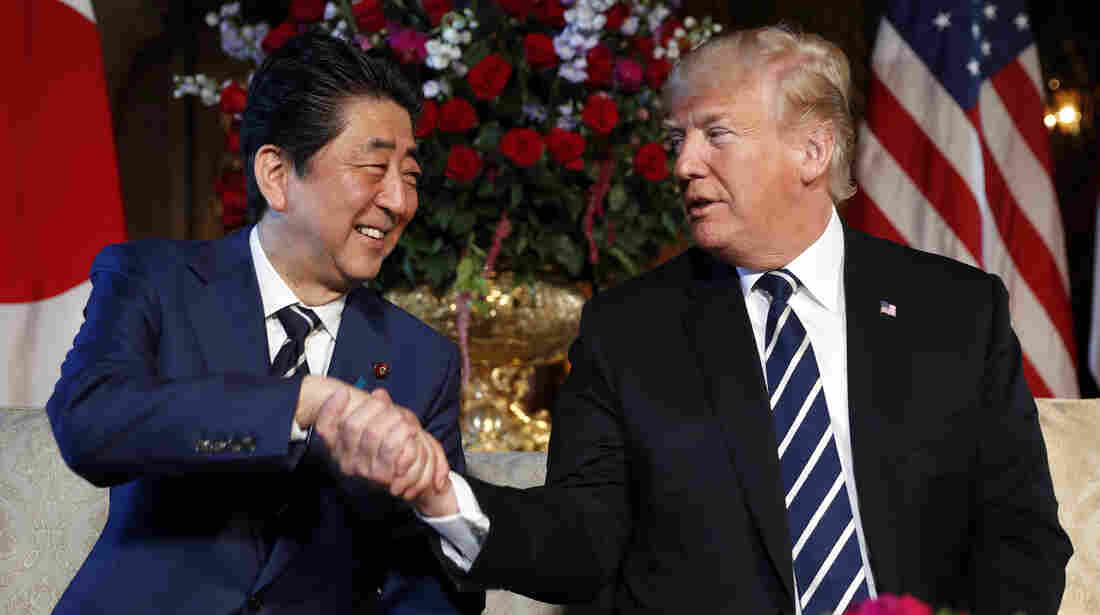 Trump Raises US Prisoners Issue Ahead Of Meeting With Kim Jong