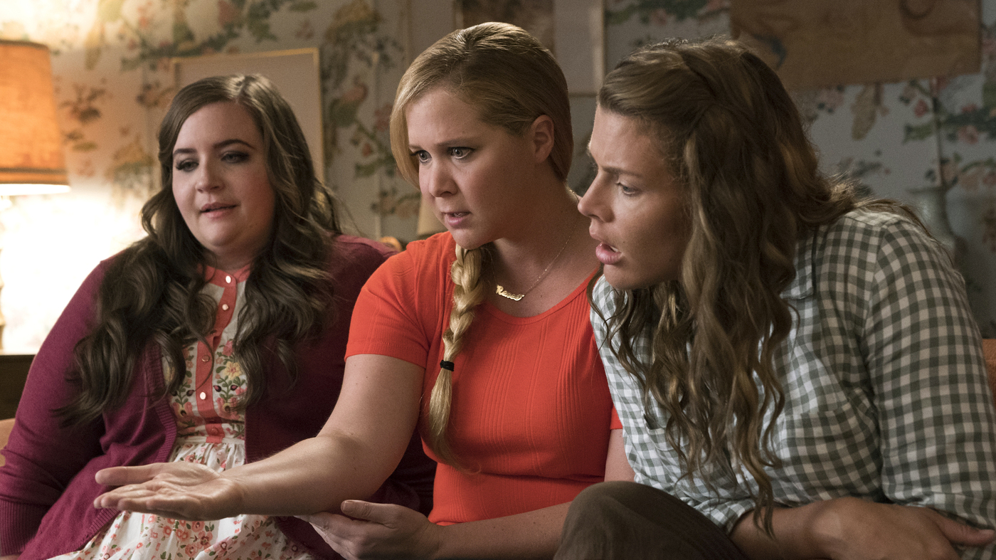38900c2b535 Amy Schumer In  I Feel Pretty   Beauty And A Bump On The Head   NPR