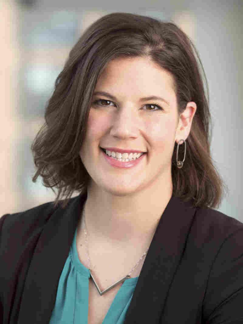 Kelsey Snell in 2018.