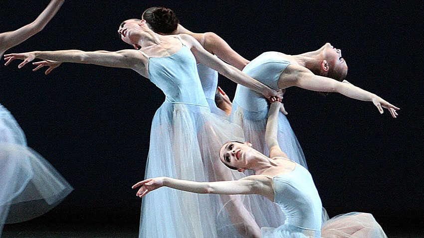 Shall We Dance: Balanchine Sets Tchaikovsky In Motion