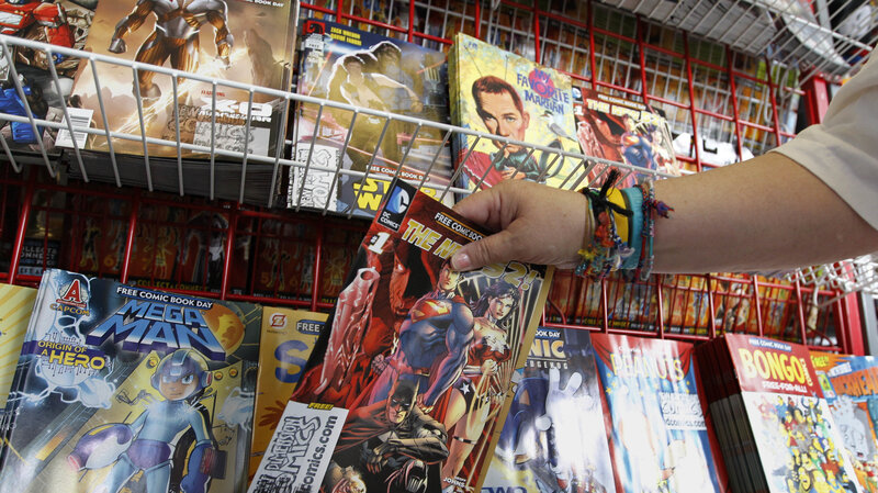Free Comic Book Day 2018 A Guide To The Best Bets And The Best