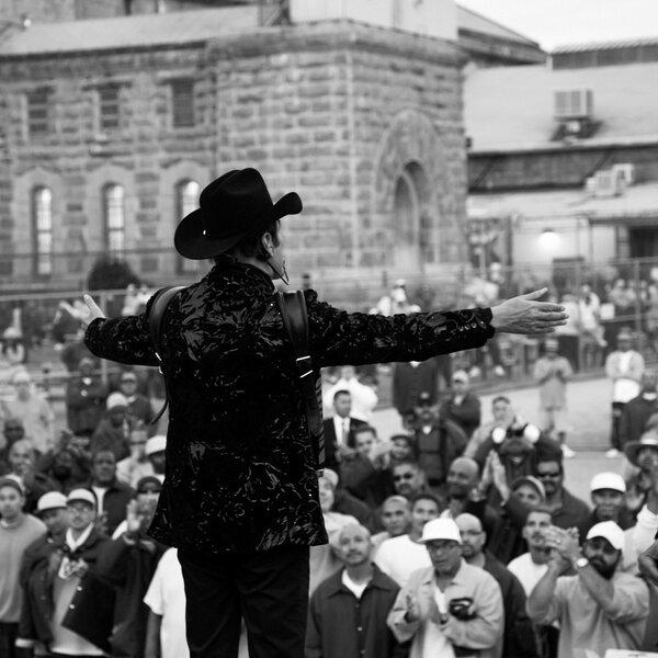 50 Years After Johnny Cash, Los Tigres Del Norte Perform At Folsom Prison
