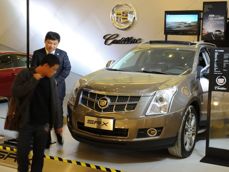 Is Cadillac A Foreign Car >> 3 Problems With Selling A Car In China Npr
