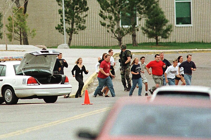 April Is A Cruel Month For This Columbine Teacher And