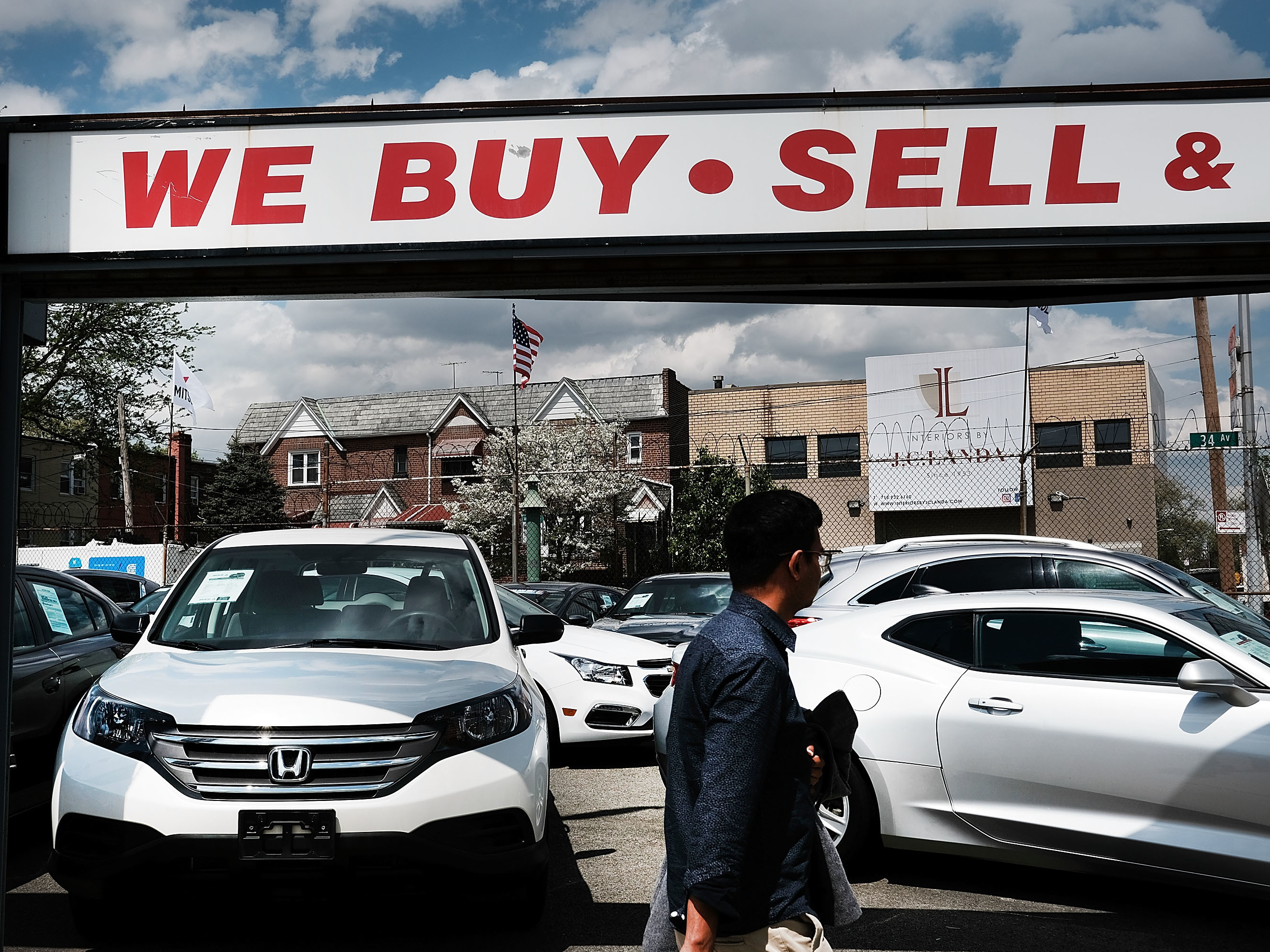 Senate Votes To Roll Back Rules Aimed At Fair Auto Lending For Minorities