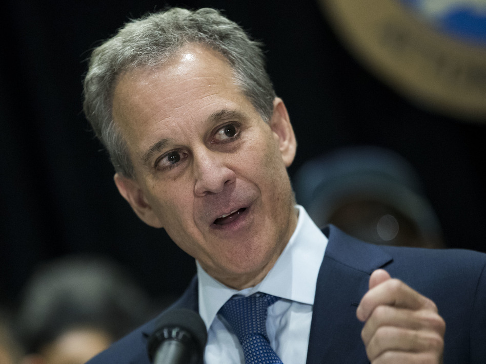 New York Attorney General Eric Schneiderman has asked lawmakers in Albany to amend state law so a presidential pardon might not protect its recipient against state-level prosecution. (Drew Angerer/Getty Images)