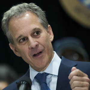 N.Y. Attorney General, Invoking Trump, Calls For Albany To Close Pardon 'Loophole'